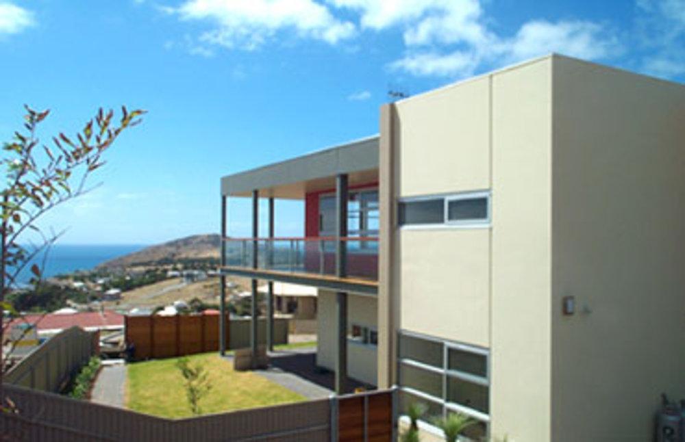 2005 - Lancione Beach House