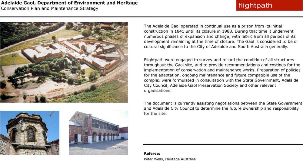 2000 Adelaide Gaol