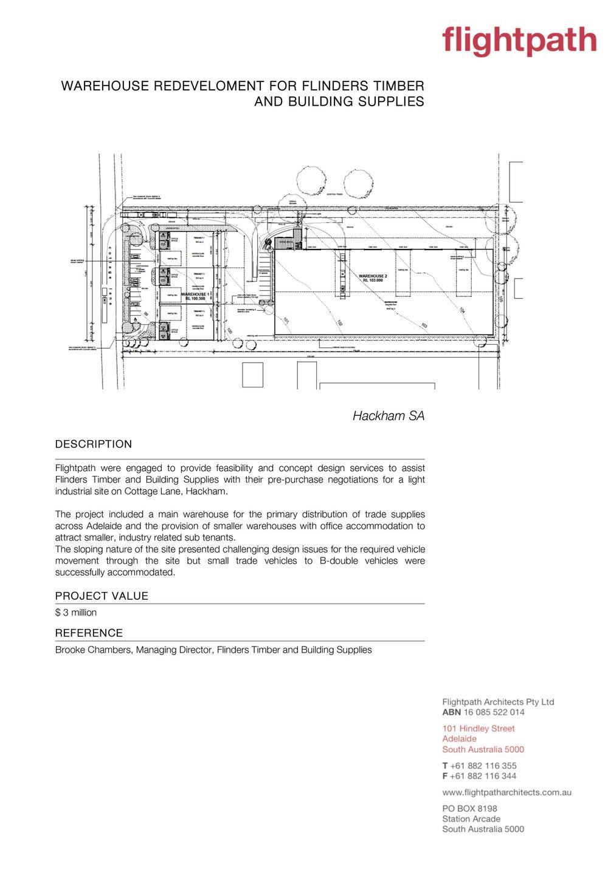 2012 - Packham Hardware