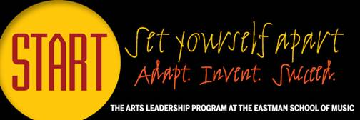 Photo Credit: Eastman's Arts Leadership Program