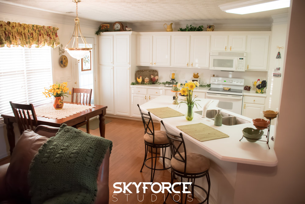 Kitchen Residential Realestate