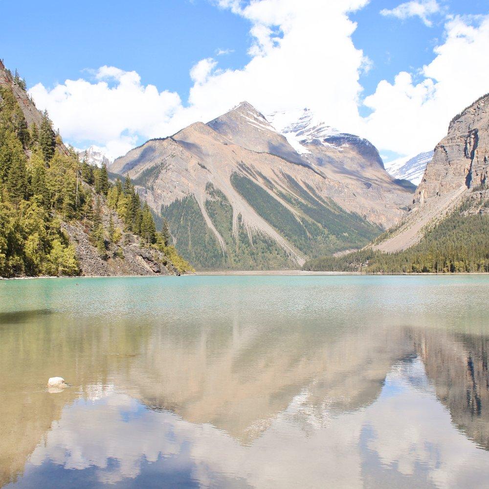 Kinney Lake along the Berg Trail