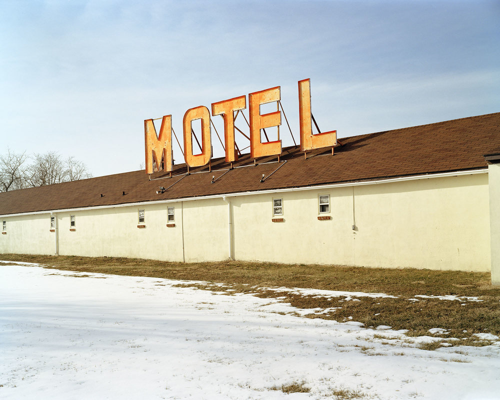 Motel, Quakertown, PA.