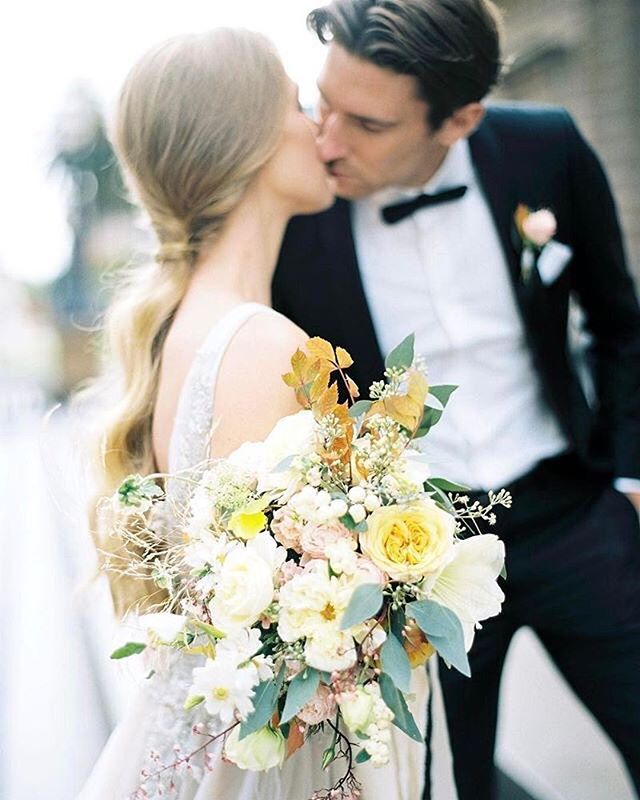"REPOST: Timeless elegance RepostBy @katiegrantphoto: ""Bouquet (and kiss) perfection ✨. Gorgeous @theflowerdispensary blooms and @atkins.pro.lab scans with @bloomingloveevents @emilymcgrathmakeupartist @hairbynataliejaye @thewhitefiles @nettabenshabu.official . #film #melbourne #melbournewedding #melbourneweddingphotographer #portra400 #contax645 #franceweddingphotographer #tuscanywedding #tuscanyweddingphotographer #california #caliwedding #caliweddingphotographer #santaynezwedding #santabarbaraweddingphotographer #bouquet #blooms #weddinggown #weddinghair #weddingflowers #florals #floralinspiration #destinationwedding #destinationphotographer #destinationweddingphotographer #destinationprewedding #filmphotographer"" (via #InstaRepost @AppsKottage) #luxurywedding : @theflowerdispensary"