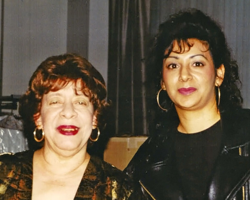 - This is the great Shirley Horn! She was my idol. I would go see her at the Hollywood Roosevelt Hotel every time she was in town. Carmen McRae was in the audience one night and Rudy and I met and chatted with her. A double thrill!