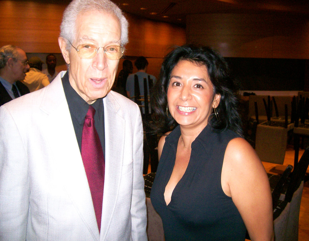 - Me and the one and only Kenny Burrell.