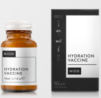 NIOD Hydration Vaccine from Abnormal Beauty Company.
