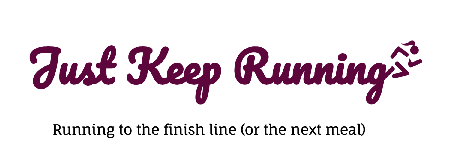Just Keep Running Blog