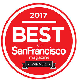 Canyon Market was voted Best Prepared Foods in 2017 by San Francisco Magazine.