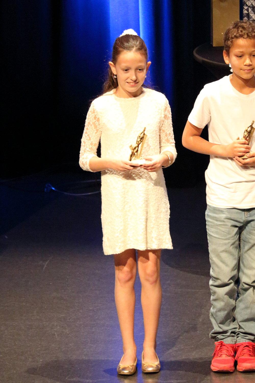 Méritas Recrue: Sara-Ève Trépanier