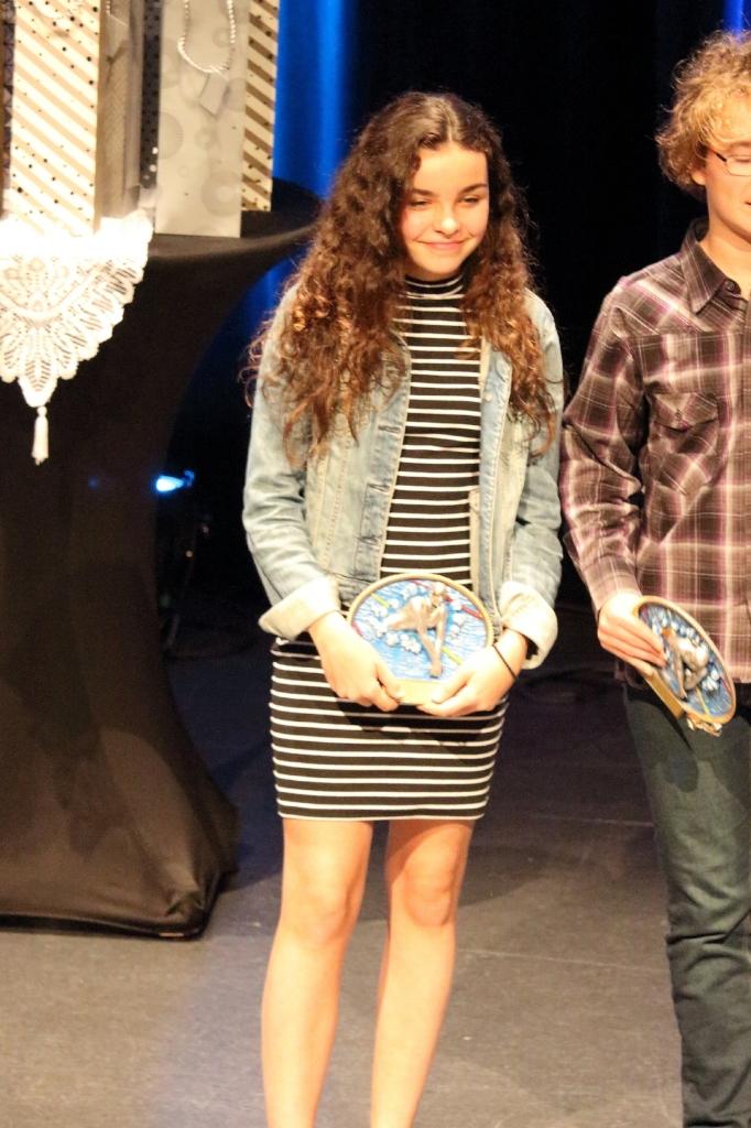 Méritas Amélioration 13-14 ans: Rosemarie Asselin