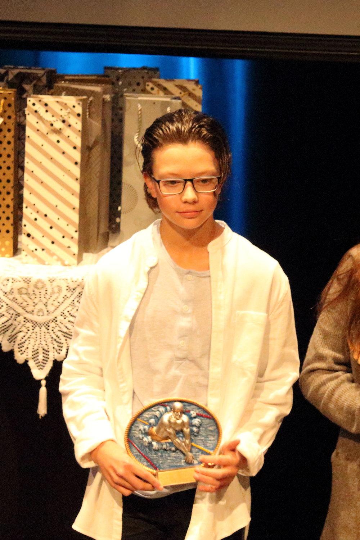 Méritas amélioration 10-11 ans: Julien Gagné