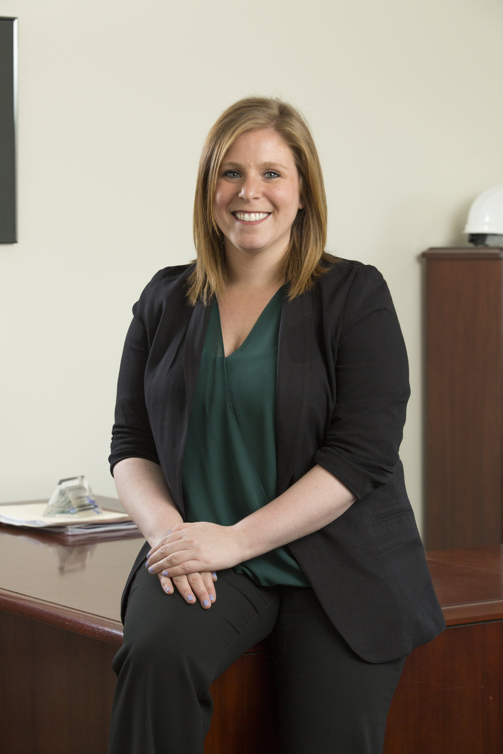 JAMI HORTON - Director of Marketing
