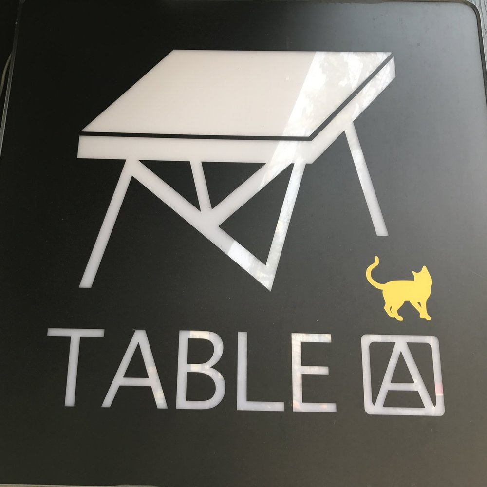 Table A Cat Cafe III   Seoul, South Korea