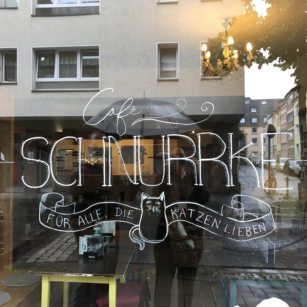 Cafe Schnurrke   Cologne, Germany