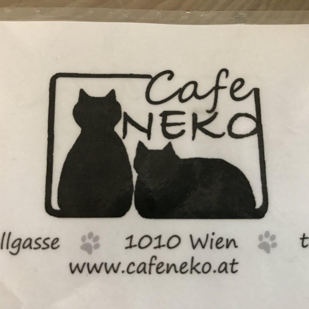 Cafe Neko   Vienna, Austria