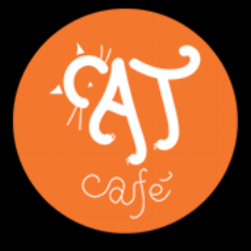 Cat Cafe Coffeeshop   Budapest, Hungary