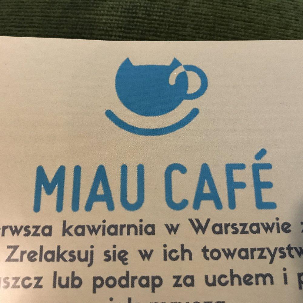 Miau Cafe   Warsaw, Poland