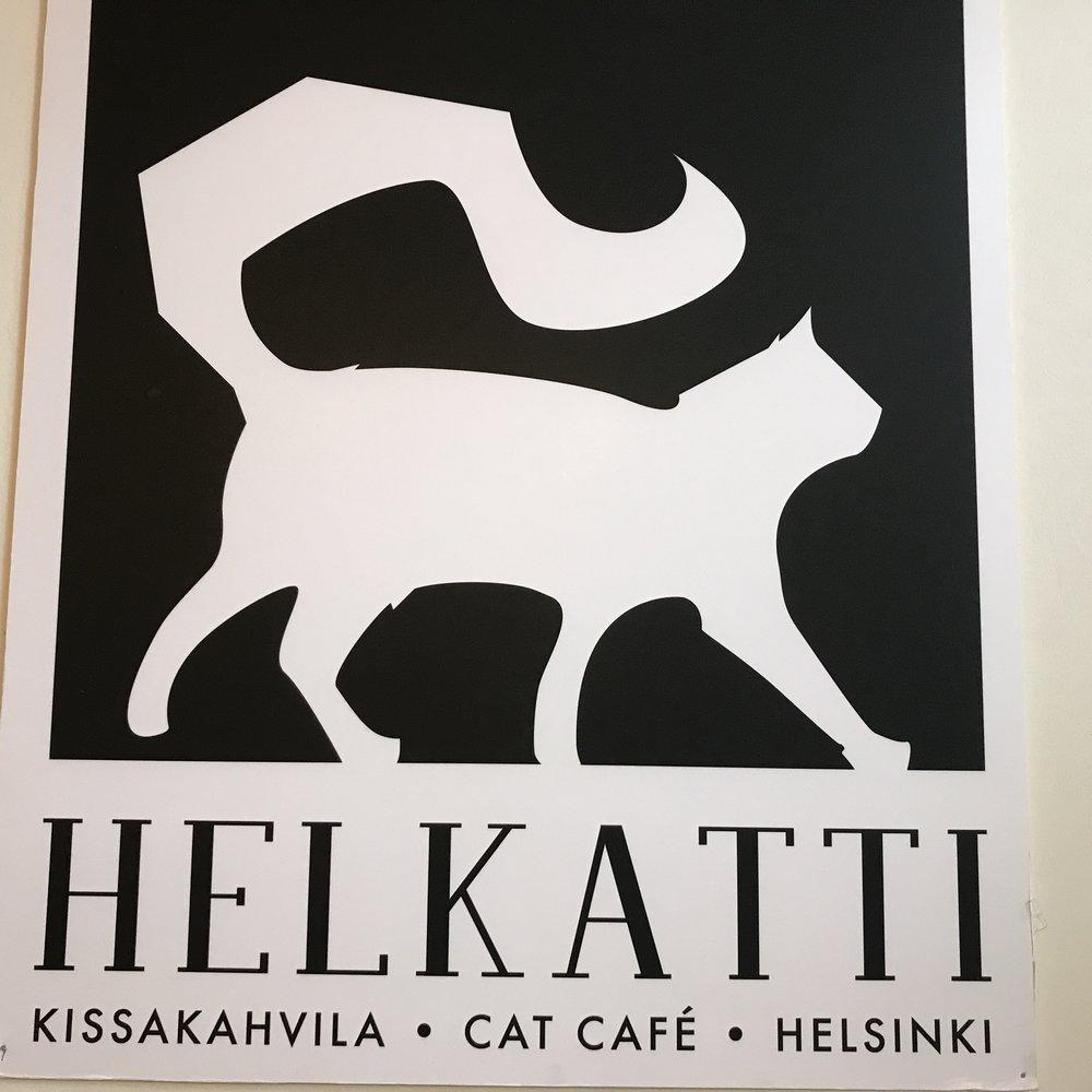 Helkatti Cat Cafe   Helsinki, Finland