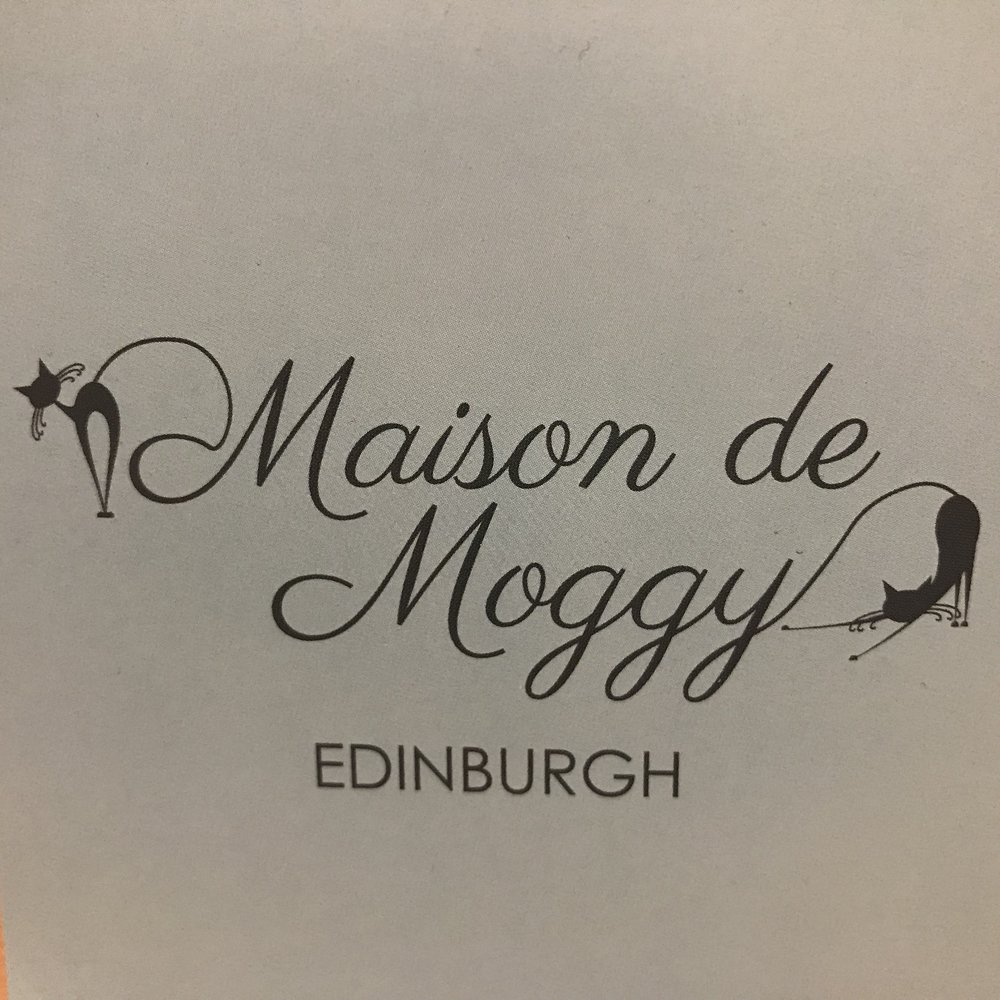 Maison de Moggy   Edinburgh, UK (Scotland)