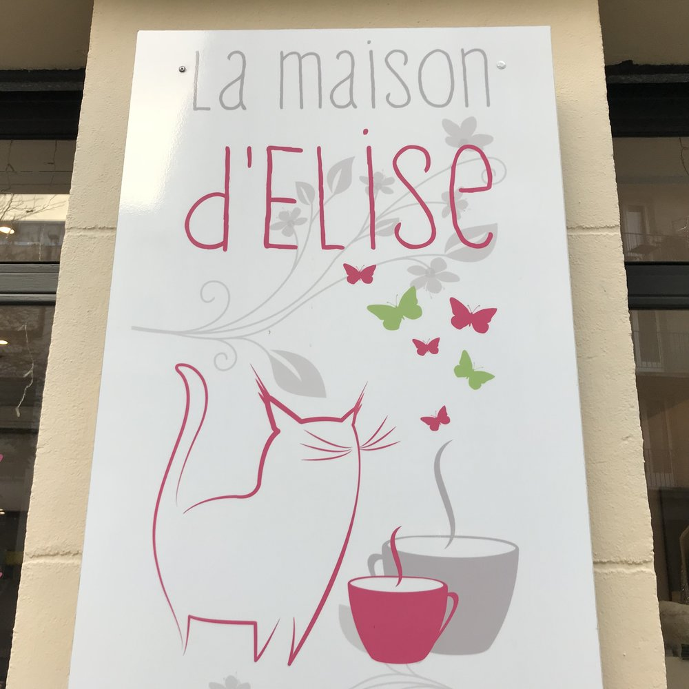 La Maison d'Elise Nantes, France
