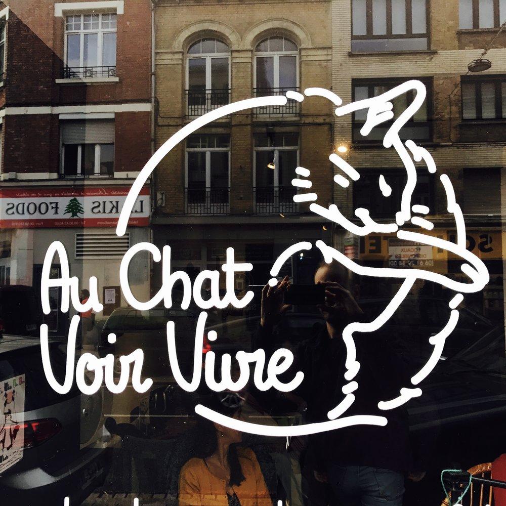 Au Chat Voir Vivre Lille, France