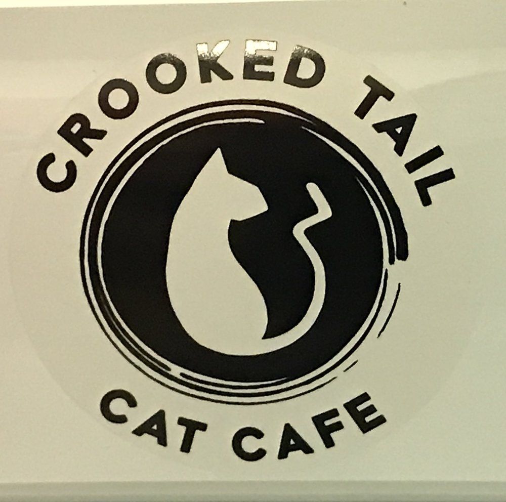 Crooked Tail Cat Cafe   Greensboro, NC, USA