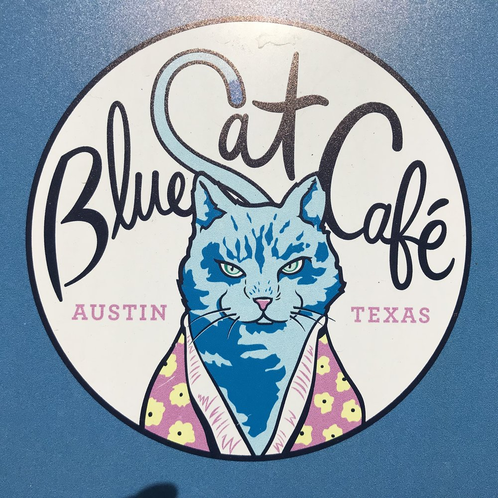 Blue Cat Cafe   Austin, TX, USA