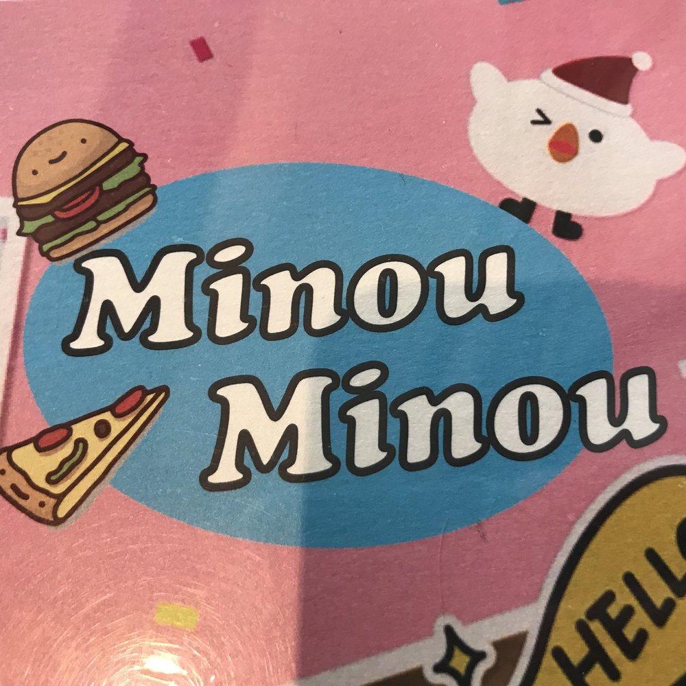 MinouMinou Cafe   Taipei, Taiwan