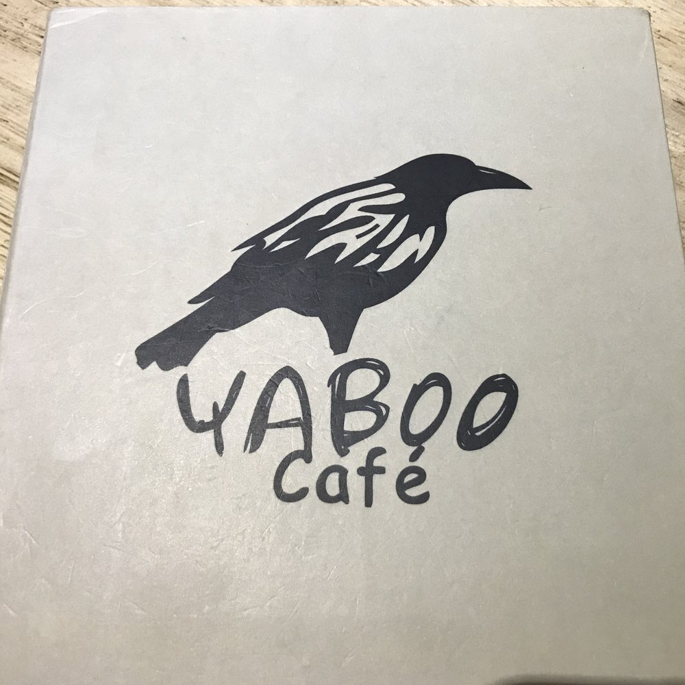 YABOO Cafe   Taipei, Taiwan