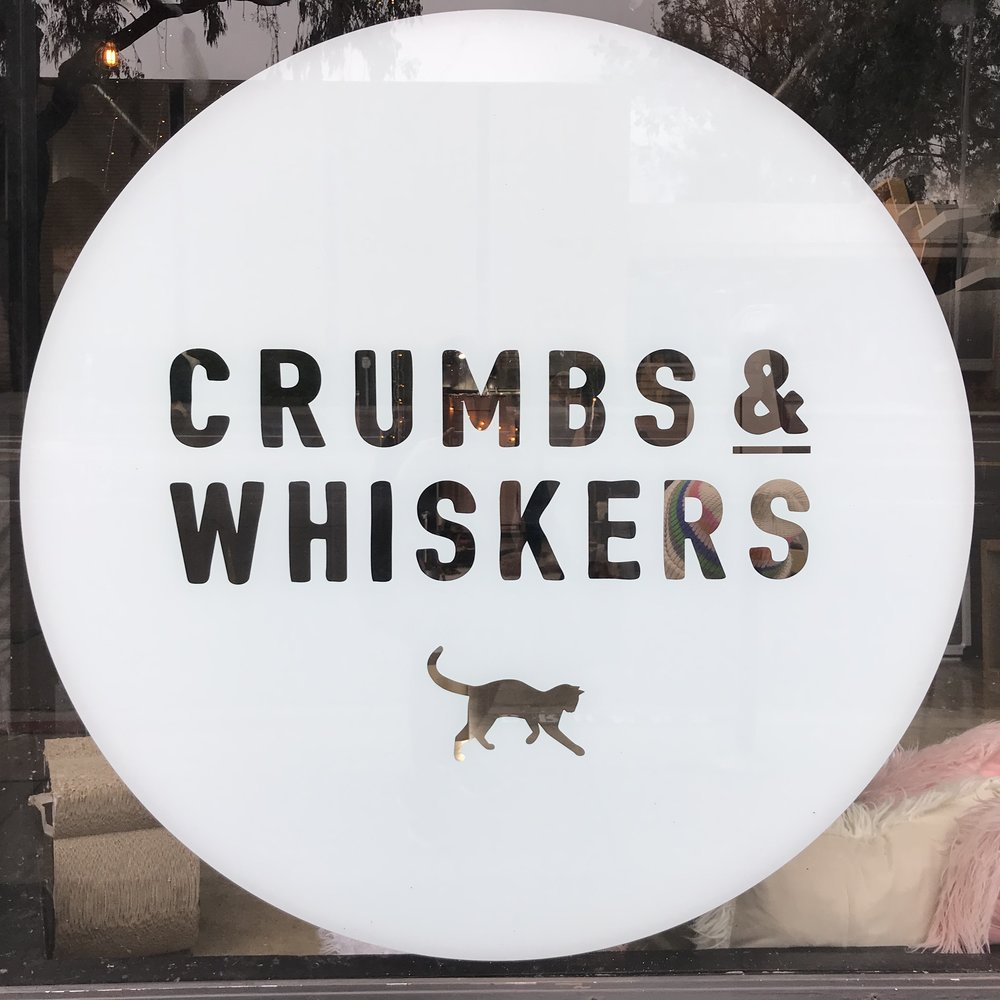 Crumbs & Whiskers   Los Angeles, CA, USA