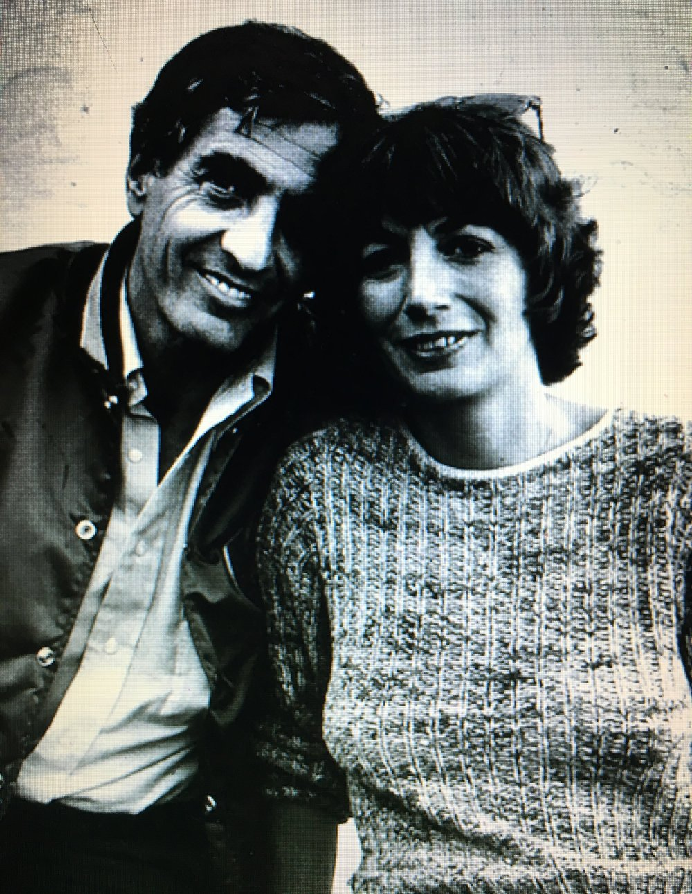 Garry Marshall and his sister Penny