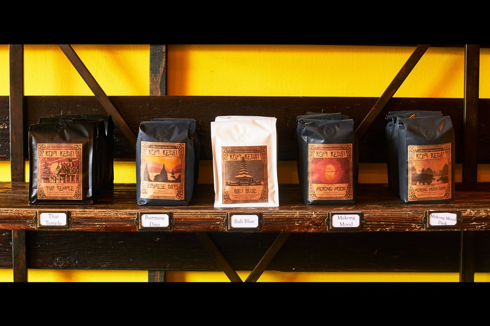 Click Here to Order Freshly Roasted Coffee Online - Kedai Kopi Specialty Coffee RoasterFine Coffee Grown in South East Asia, Roasted in Portland Oregon