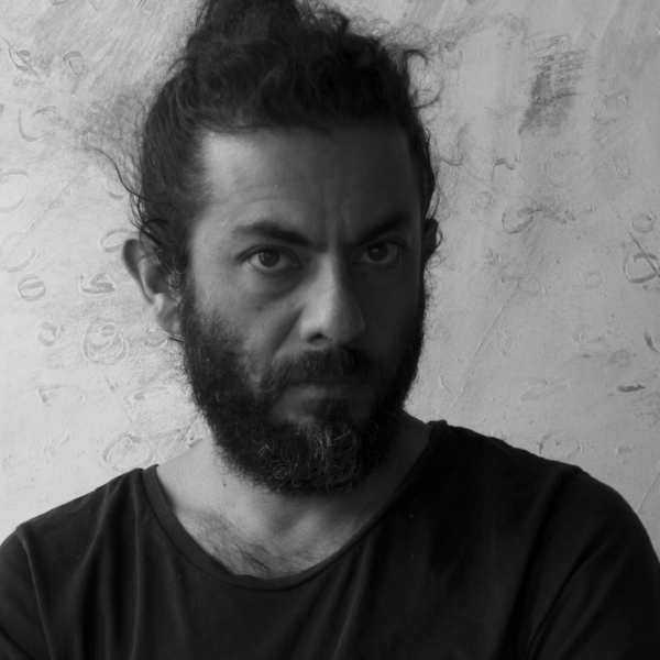 "Kamran TaheriMoghaddam    began studying art in Tehran, obtaining his Bachelor's Degree from Azad University of Art and Architecture in painting. Kamran continued his studies in Florence, Italy where he obtained a Master's Degree from Accademia di Belle Arti di Firenze in Visual Art and Multimedia. His work crosses multiple mediums: Painting, Drawing, Installation and Video. Since moving to the United States in 2008, Kamran has creatively worked as a TV producer, using his artistic training and skills to illustrate social and political stories. His paintings and videos have been exhibited in museums, galleries and art fairs in Iran, Italy, France and USA such as ""Drawings in Motion"" at Kentler International Drawing Space, Brooklyn, NY ""Invideo"" International Exhibition of Video and Cinema Beyond in Milan, Italy - ""International Contemporary Art Fair"" Mulhous, France - ""Galleria d'Arte Moderna di Roma"" in Italy and Barg Gallery in Tehran, Iran. He lives and works in New York."