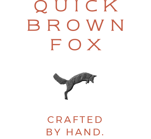 Quick Brown Fox Coffee Liqueur