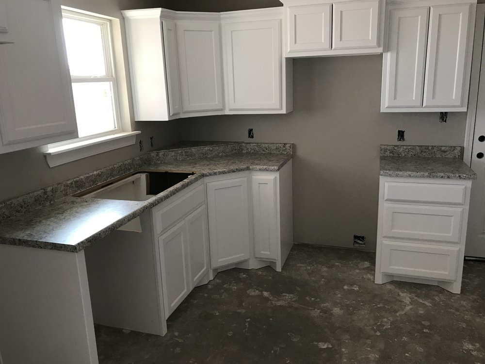 Construction Kitchen