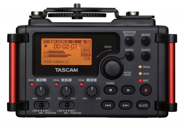 TASCAM DR-60MKII