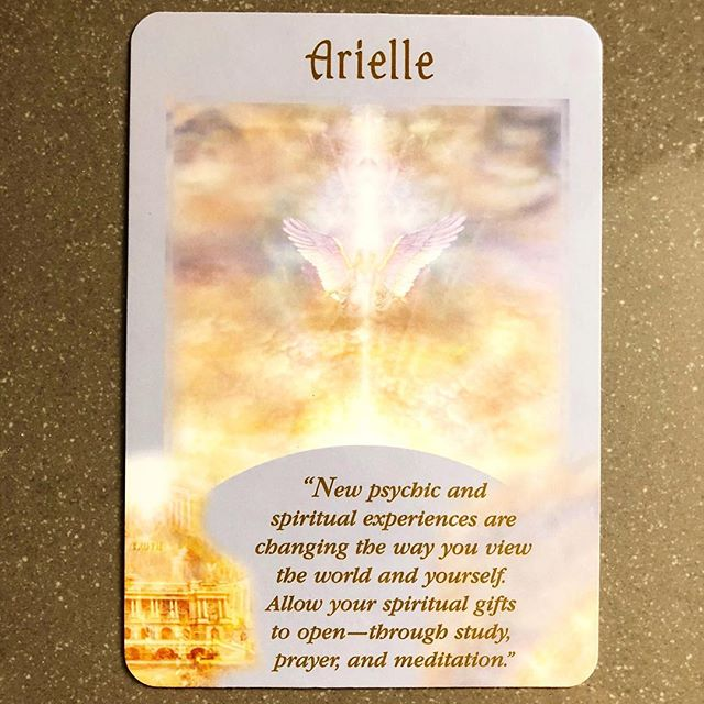It is a very powerful time for you spiritually. The angels want you to be open to a new connection with them, with spirit and with the universe. If you are open to it, you are going to start experiencing new connections or abilities. I am hearing there is an awakening happening for many of you. Your angels want to acknowledge that what you are feeling is real and powerful. ✨✨✨Reading from Messages from Your Angels.