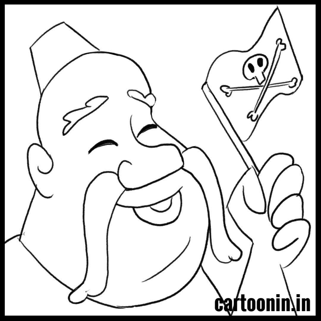 cartoonin u0027 in