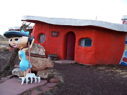 Bedrock City in Arizona