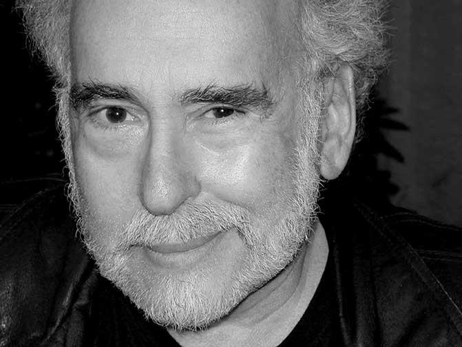 Author Peter S. Beagle