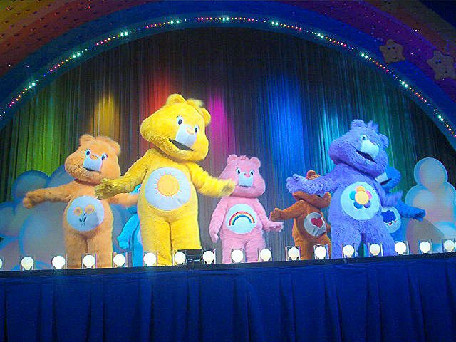 Care Bears Live Show