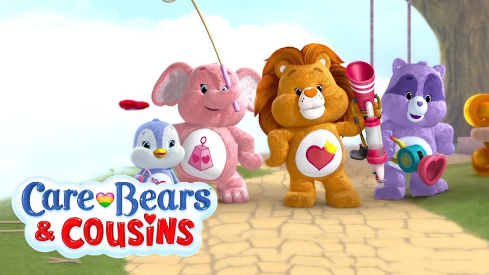 Newer Care Bears TV Show