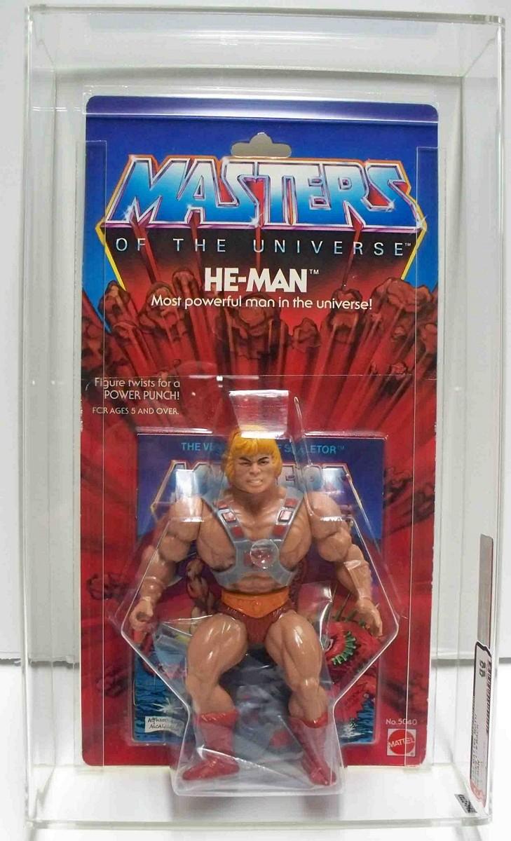 Original He-Man Action Figure