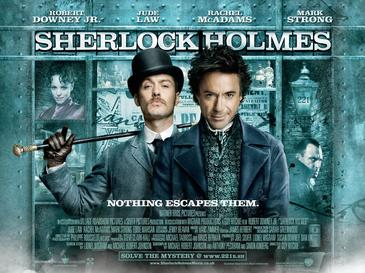 Guy Ritchie's first Sherlock film