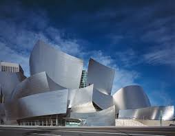 Walt Disney Concert Hall in L.A.