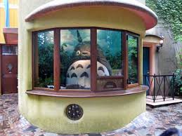 Entrance of the Studio Ghibli Museum