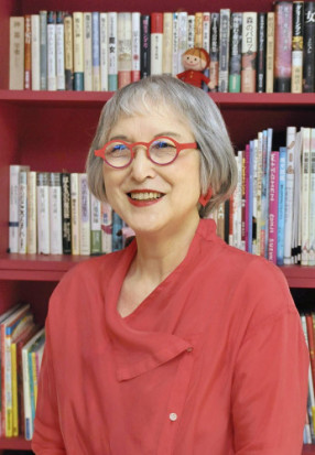 Author Eiko Kadono