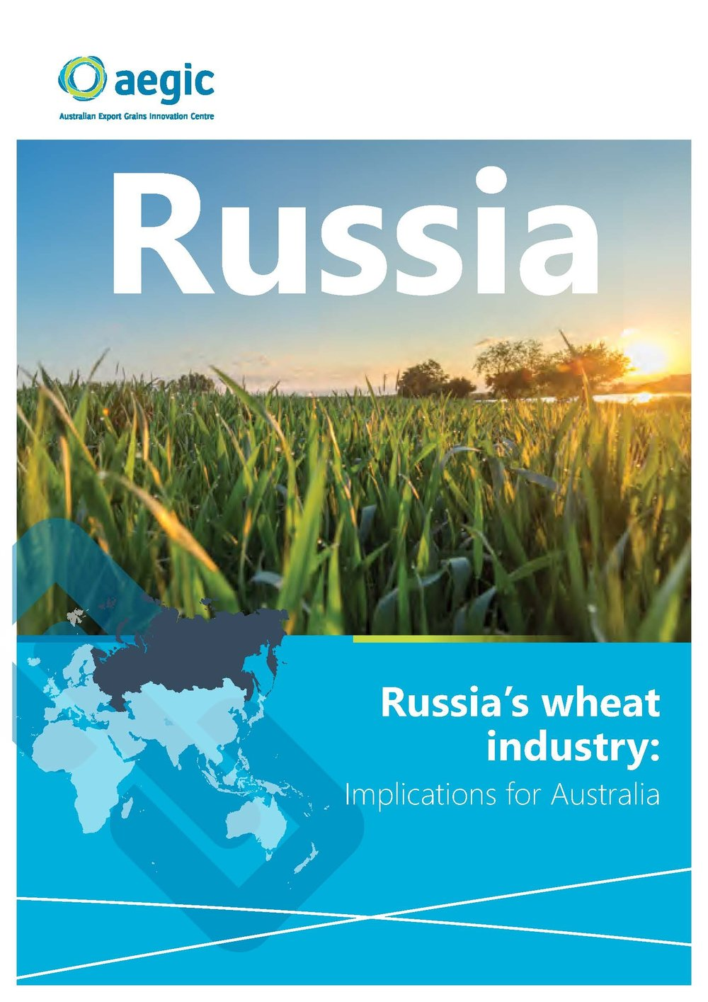 Russia's Wheat Industry - Implications for Australia (2016)