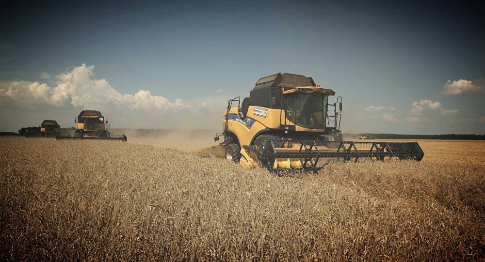Figure 2 - Russian Harvest - Ample land, low labour costs and investment into new technology has created a powerful disruptive force in global grain markets.
